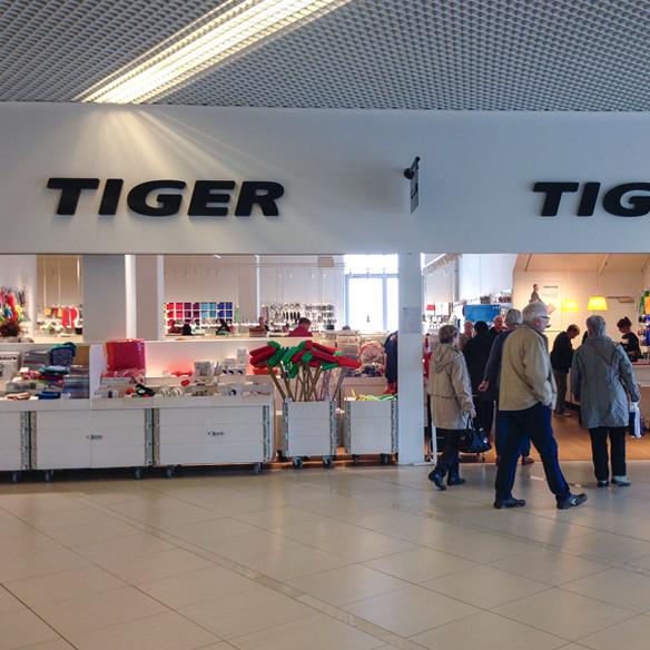 Flying Tiger Copenhagen i - Sillebroen